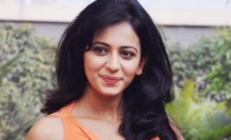 Rakul Preet is Karnam Malleswari?