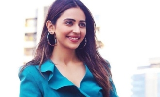 Rakul Preet happy to be back in Hyderabad
