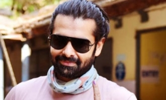 Ram Pothineni delivers a subtle pro-TRS message