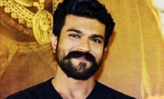 Fun Time! Ram Charan dances with niece Navishka