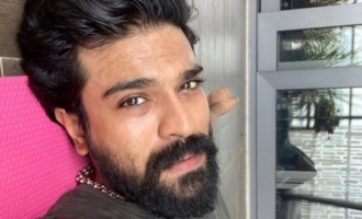 Pic Talk: Ram Charan's heart & head say different things!