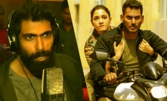Rana's rap for Vishal's 'Action' out
