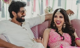 Rana Daggubati-Miheeka wedding: Check out the lovely pics!