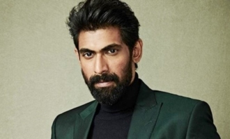 Rana Daggubati's 'atthamma' couldn't stop crying!