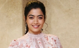 Rashmika Mandanna loves Mumbai after participating in 'Mission Majnu' shoot