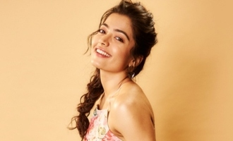 Rashmika to make Hyderabad her second home