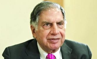 COVID-19: Ratan Tata commits Rs 500 Cr