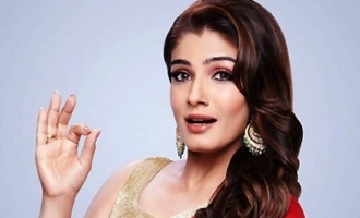 Raveena Tandon is now a grandmom