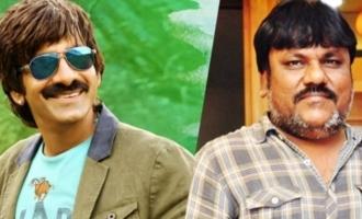 Exciting buzz about Ravi Teja-Trinadha Rao Nakkina's film