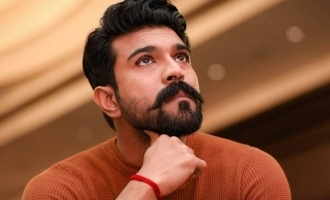 The shoot of Ram Charan's movie with Shankar to begin on this date?