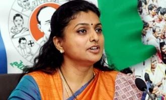 నిరూపిస్తే రాజీనామా చేస్తా..: రోజా సవాల్