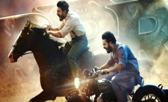 'RRR' poster: SS Rajamouli can't escape the 'copycat' tag