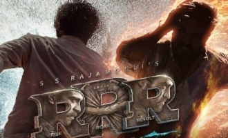 Mother all silly rumours about 'RRR'!
