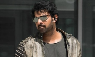 'Saaho' still of Prabhas, Shraddha leaked