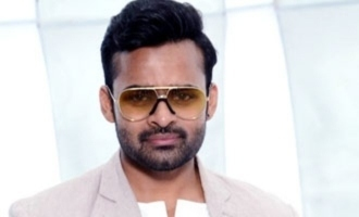 Sai Dharam Tej keeps his promise; Gets old-age home construction done