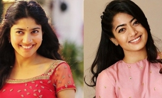 Sai Pallavi, Rashmika in the same zone