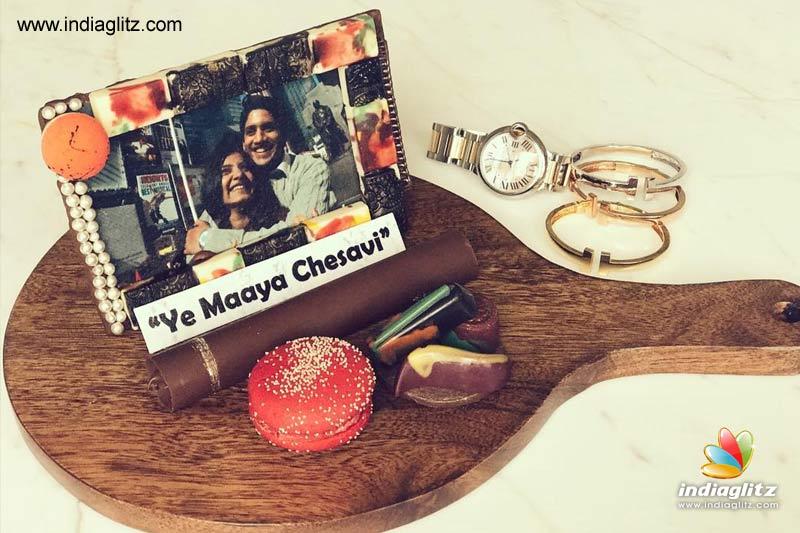 Chaitanya-Samantha: Getting romantically nostalgic - Malayalam News