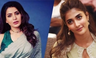 Samantha and Pooja Hegde's fans take verbal war to extreme