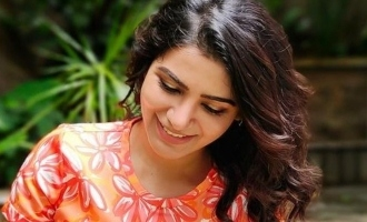 Samantha Akkineni hits the gym after being inspired by an Olympic champion!