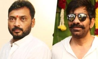 Sarath Mandava raises expectations of Ravi Teja's fans