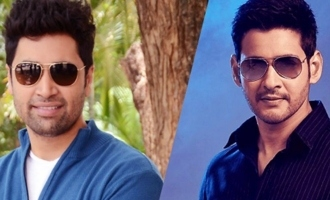 Sesh makes a promise to Mahesh Babu