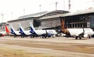 శంషాబాద్ ఎయిర్పోర్టు నుంచి 30 విమానాల రద్దు