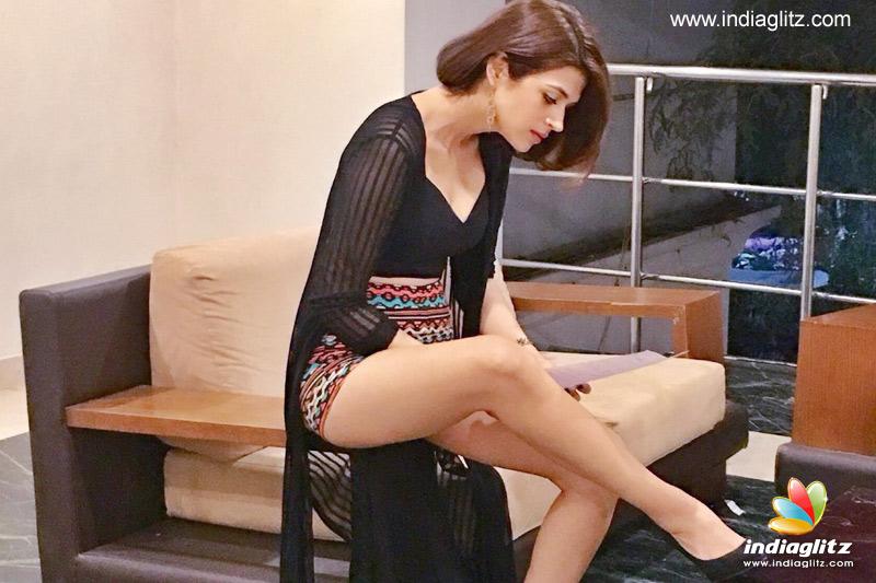 shraddha das posts a sexy pic - kannada news - indiaglitz