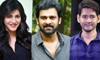 Shruti Haasan on Prabhas, Mahesh Babu and more