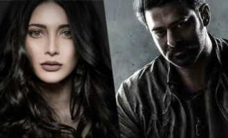 It's official! Shruti Haasan paired up with Prabhas in 'Salaar'