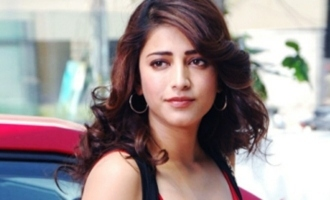 Shruti Haasan responds to a question of ex-boyfriend