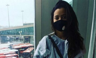 Shweta Basu Prasad travels to Delhi for 'Comedy Couple'