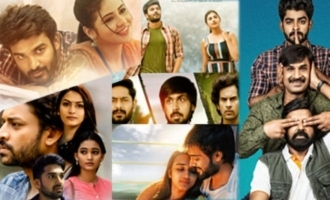 Six Telugu movies confirmed for a theatrical release this Friday