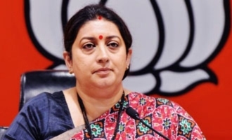 TRS, MIM are putting illegals on voter's list: Smriti Irani