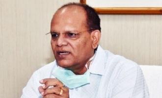 Telangana CS speaks on lockdown, vaccines & more