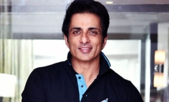 Sonu Sood honoured with rare UNDP award for his social service