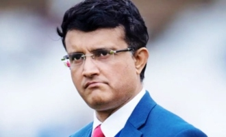 Sourav Ganguly complains of chest pain, hospitalized again