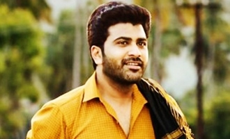 'Sreekaram' First Look: Sharwanand in paddy fields