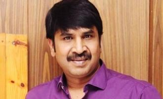 Srinivas Reddy refutes fake news about him