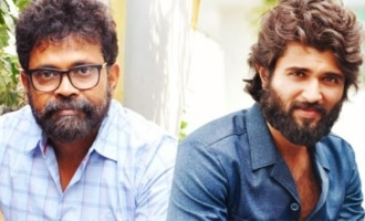 It's Sukumar for Vijay Deverakonda!