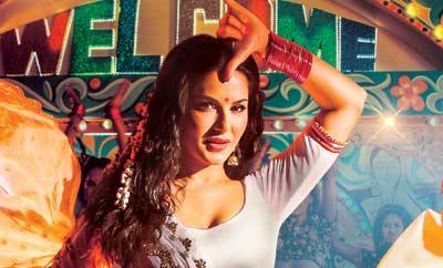 Sunny Leone First Look in PSV Garuda Vega - Telugu News