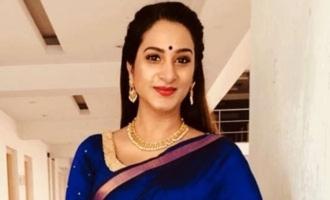 సినీ ఇండస్ట్రీకి గుడ్ బై.. యాంకరింగ్కు సై అంటున్న సురేఖా..!