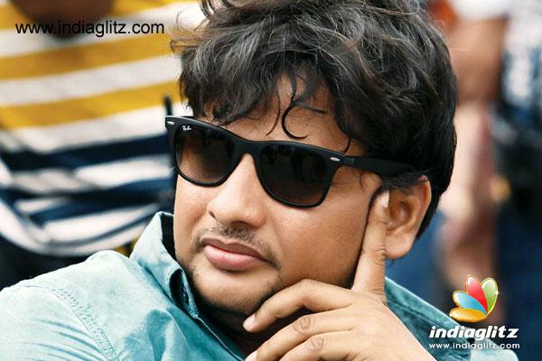 Surendar Reddy moots heroine's name - Telugu News