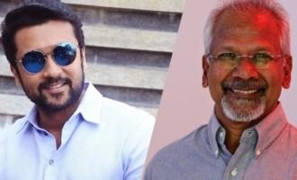 Suriya teams up with Mani Ratnam for a web series
