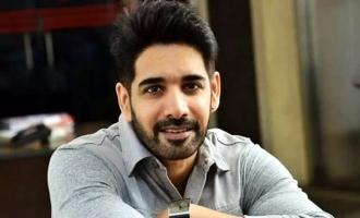 Sushanth starts dubbing for 'Ala Vaikunthapurramuloo'