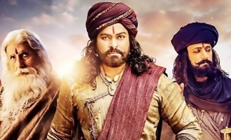 'Sye Raa' extravaganza: Rs 75 Cr for the climax!