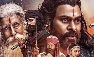 'Sye Raa': Censor done, run-time locked