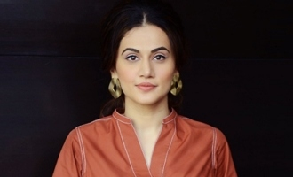 Taapsee trolled for 'insensitive' tweet on girl's murder