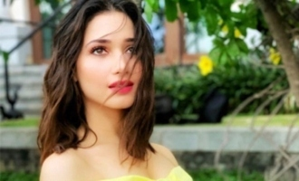 Tamannaah's anti-racism picture becomes controversial