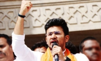 BJP slams 'Nizam rule of TRS' after case against Tejasvi Surya