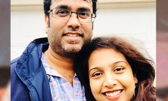 Telugu couple die in road accident in US